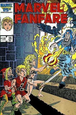 Marvel Fanfare Vol 1 (Comic-Book) #26