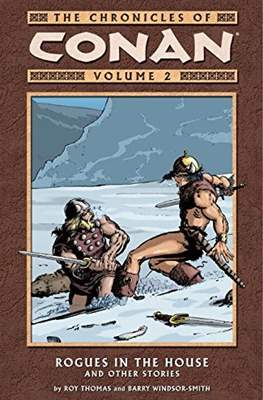 The Chronicles of Conan the Barbarian (Paperback) #2
