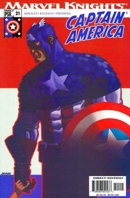 Captain America Vol. 4 (Comic Book) #21
