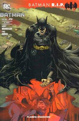 Batman (2007-2012) (Grapa. 48 pp) #26