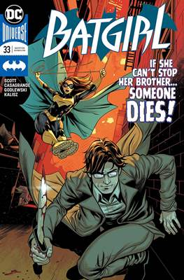 Batgirl Vol. 5 (2016-) (Comic Book) #33