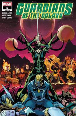 Guardians of the Galaxy (2019-...) (Comic Book) #5