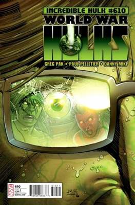 The Incredible Hulk / The Incredible Hulks (2009-2011) #610