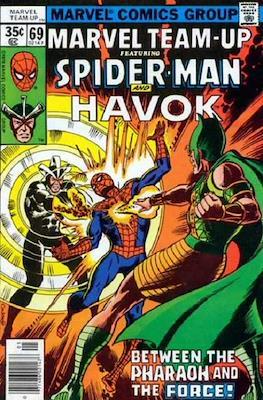 Marvel Team-Up Vol. 1 (Comic-Book) #69