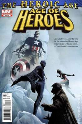 Age of heroes (Comic-Book) #4
