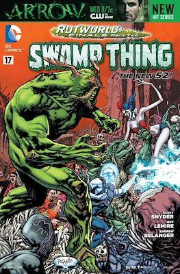 Swamp Thing vol. 5 (2011-2015) #17