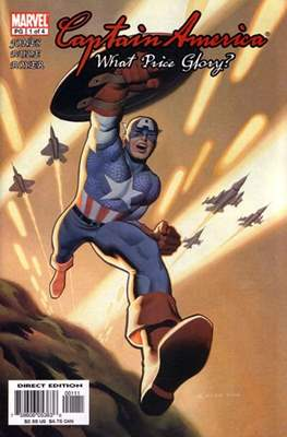 Captain America: What Price Glory (Comic Book) #1