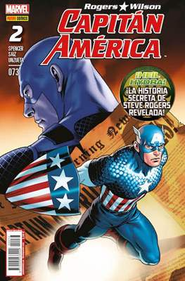Capitán América Vol. 8 (2011-) (Grapa) #73