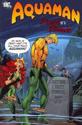 Aquaman - Death of a Prince