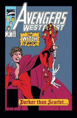 Avengers West Coast Epic Collection #5