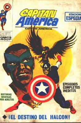 Capitán América Vol. 1 #11