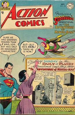 Action Comics Vol. 1 (1938-2011; 2016-) (Comic Book) #196