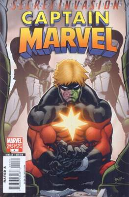 Captain Marvel Vol. 6 (2008) (Comic Book) #4