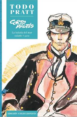 Todo Pratt - Edición coleccionista (Cartoné) #1