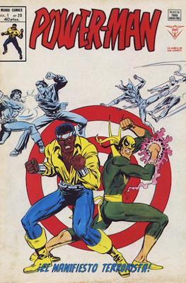Power-Man Vol. 1 (1977-1981) (Grapa 36-40 pp) #20