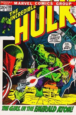 The Incredible Hulk Vol. 1 (1962-1999) #148