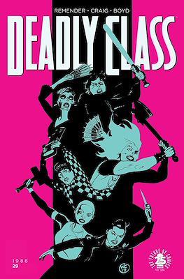 Deadly Class (Comic-book) #29