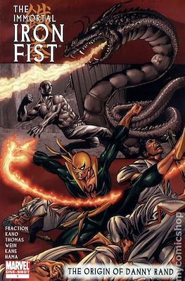The Immortal Iron Fist: The Origin of Danny Rand (2008)