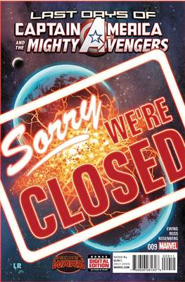 Captain America and the Mighty Avengers (Comic-Book) #9