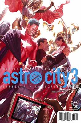 Astro City (Comic Book) #3