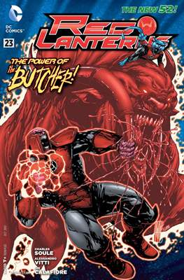 Red Lanterns (2011 - 2015) New 52 #23