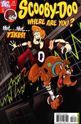 Scooby-Doo! Where Are You? (Comic Book) #3