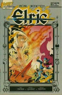 Elric: Sailor on the Seas of Fate (Comic Book) #3