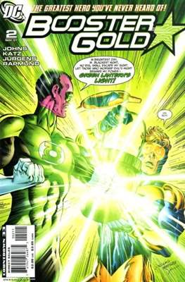 Booster Gold Vol. 2 (2007-2011) #2
