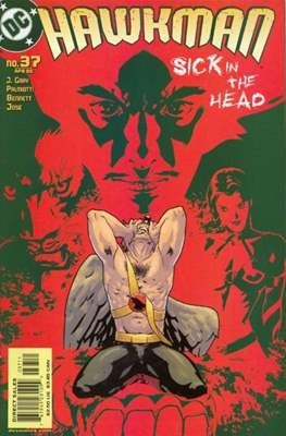 Hawkman Vol. 4 (2002-2006) (Comic book) #37