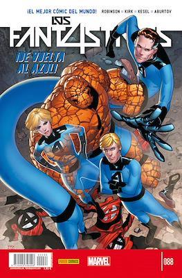 Los 4 Fantásticos / Los Cuatro Fantásticos Vol. 7 (2008-) (Grapa 24-48 pp) #88