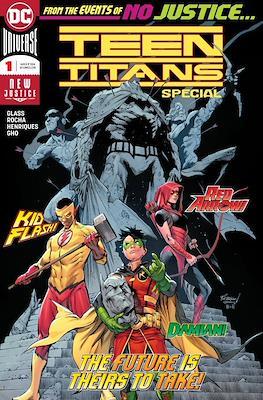 Teen Titans Special (2018)