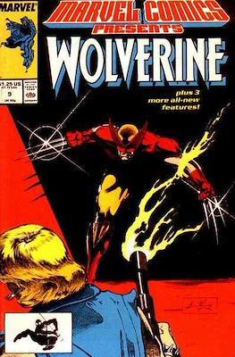 Marvel Comics Presents Vol. 1 (1988-1995) #9