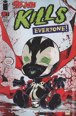 Spawn Kills Everyone! (Variant Cover) (Comic Book 28 pp) #1.2
