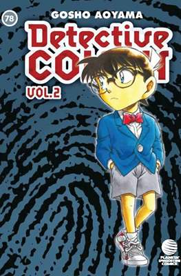 Detective Conan. Vol. 2 (Rústica 96-192 pp) #78