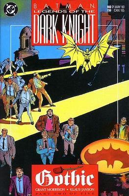 Batman: Legends of the Dark Knight Vol. 1 (1989-2007) (Comic Book) #7