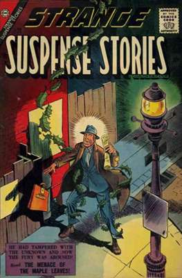 Strange Suspense Stories Vol. 2 #33