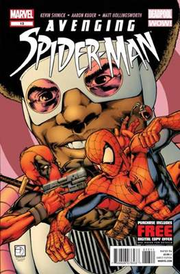 Avenging Spider-Man #13