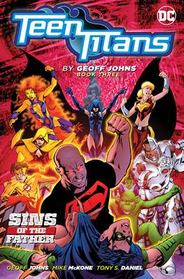 Teen Titans by Geoff Johns (Softcover) #3