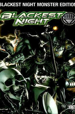 Blackest Night Monster Edition