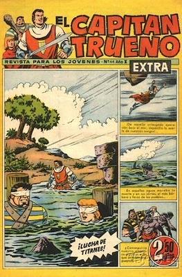 El Capitán Trueno Extra (Grapa, 40 páginas (1960-1968)) #44