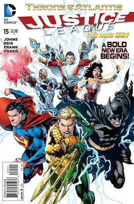 Justice League Vol. 2 (2011-2016) (Comic-Book) #15