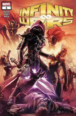 Infinity Wars (Comic book) #1