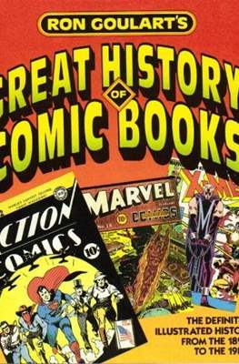Ron Goulart's Great History of Comic Books