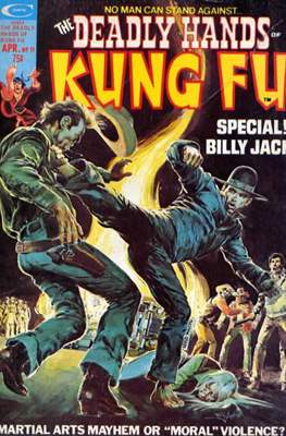 Deadly Hands of Kung Fu Vol 1 #11