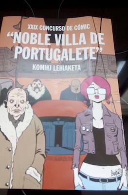 Catálogo Concurso de Cómic ''Noble Villa de Portugalete'' #29