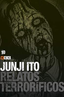 Relatos terroríficos (Rústica con sobrecubierta) #10