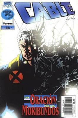 Cable Vol. 2 (1996-2000) (Grapa 24 pp) #16