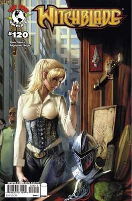 Witchblade (Comic Book) #120