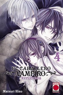 El Caballero Vampiro: Recuerdos (Rústica) #4