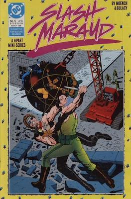 Slash Maraud Vol 1: (1987-1988) (Comic-book.) #5